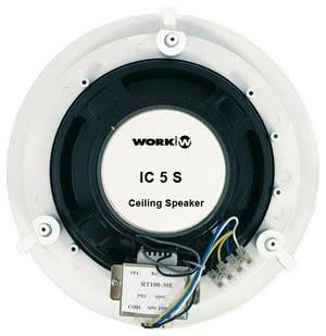 Акустическая система Work IC-5S