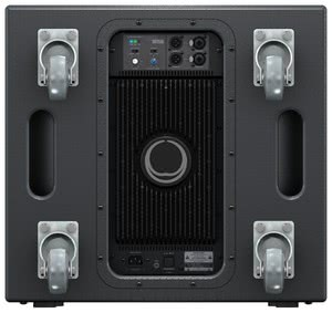 Сабвуфер Turbosound Milan M15B