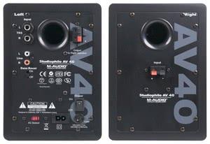 Акустическая система M-Audio Studiophile AV 40