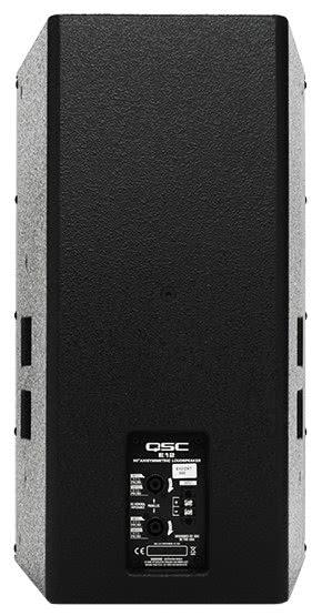 Акустическая система QSC E12