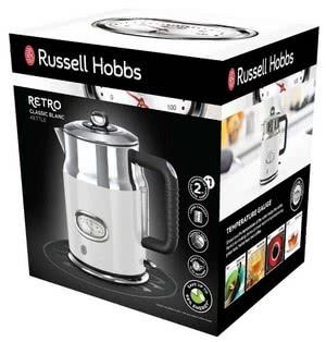 Чайник Russell Hobbs 21670/21671/21672/21674 Retro