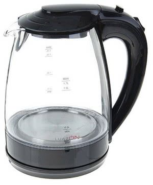 Чайник Luazon LSK-1702/1703/1704/1705/1706/1707