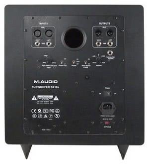 Акустическая система M-Audio BX10s