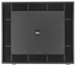 Сабвуфер KV2 Audio EX1.8