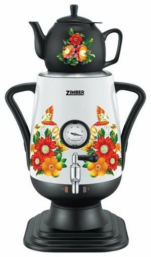 Самовар Zimber ZM-10927/10928
