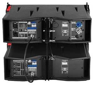 Акустическая система dB Technologies DVA M2M+M2S