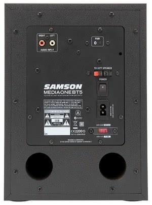 Акустическая система Samson MediaOne BT5