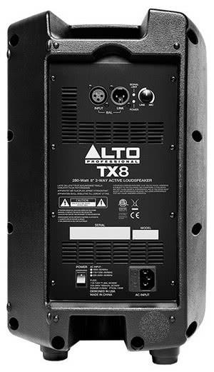 Акустическая система Alto TX8