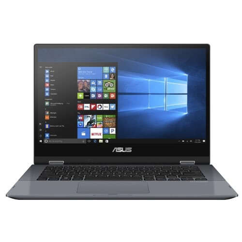 Ноутбук ASUS VivoBook Flip 14 TP412FA-EC518T