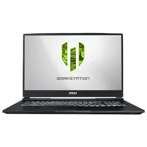 Ноутбук MSI WE75 9TK