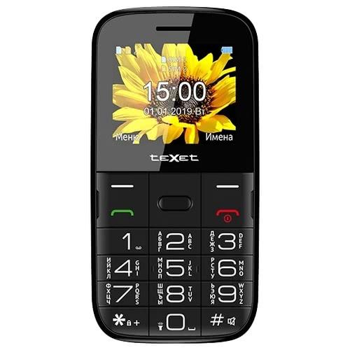Телефон teXet TM-B227