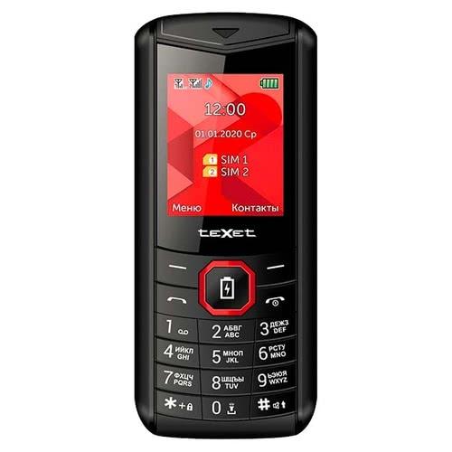 Телефон teXet TM-D206