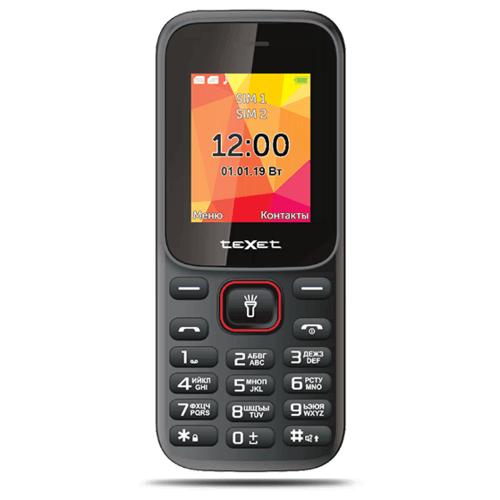Телефон teXet TM-124