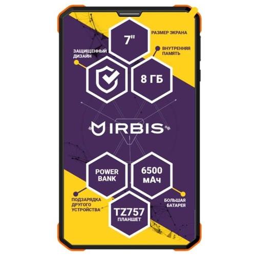 Планшет Irbis TZ757 (2019)