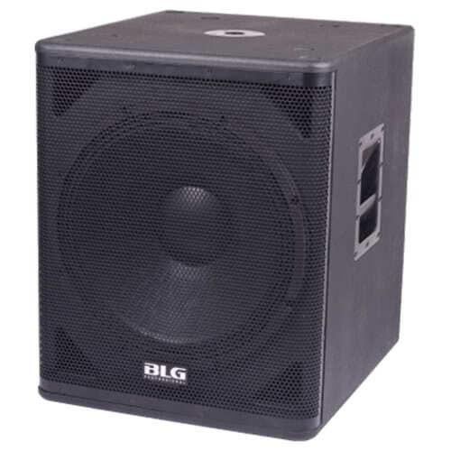 Сабвуфер BLG Audio RXA18P964PW