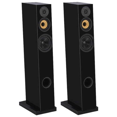 Напольная акустическая система Davis Acoustics Courbet №7