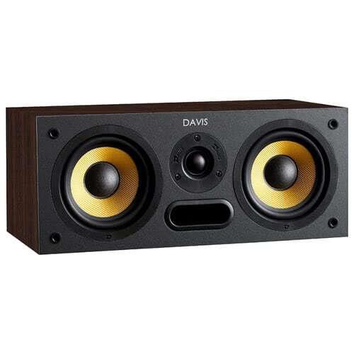 Полочная акустическая система Davis Acoustics Centrale Sacha