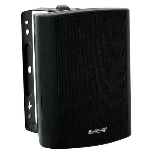 Подвесная акустическая система Omnitronic WP-5S PA