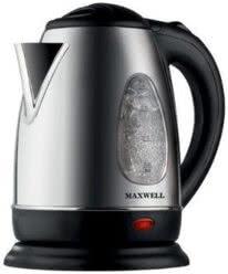 Чайник Электрический 1.8Л 2200ВТ Диск. Сталь Maxwell MW-1003 Сталь