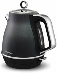 Morphy Richards Электрический чайник Evoke Black Jug 104405