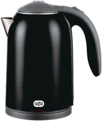 Чайник OLTO КЕ-1721 чёрный, 1,7 л, 2000 Вт, двойные стенки, корпус – пластик/металл