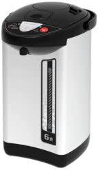 Термопот Optima AP-603S черн. пластик