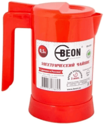 Чайник Beon BN-003 0.5л, красный