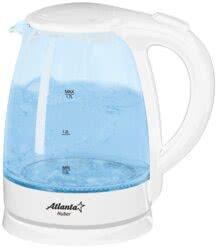 Чайник Atlanta ATH-2470, белый