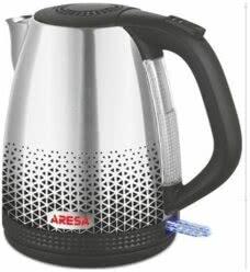 Чайник электрический ARESA AR-3462 1,7л серый
