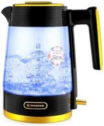 BRAYER Чайник электрический Brayer 2200 Вт 1.7 л BR1016