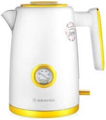 BRAYER Чайник электрический Brayer 2200 Вт 1.7 л BR1018