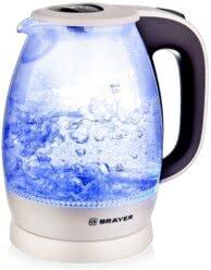 Чайник электрический BRAYER 2200 Вт 1.8 л BR1045BN