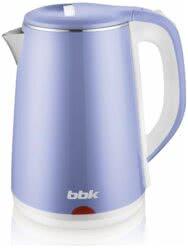 Электрический чайник BBK EK2001P, голубой